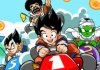 Dragonball kart Flash game